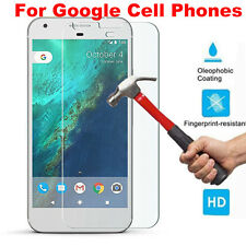 Premium Real Tempered Glass Screen Protector Film Cover For Google Nexus / Pixel