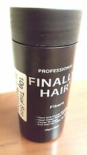 KERATIN HAIR LOSS CONCEALER FINALLY HAIR BUILDING FIBERS USA TESTER TRAVEL SIZE