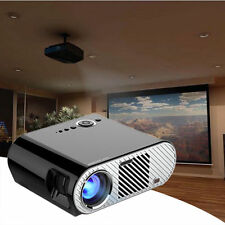 3000 LUMENS 3D WIFI 1080P FULL HD HOME THEATER MULTIMEDIA USB HDMI LED PROJECTOR