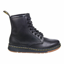 Dr Martens Newton 21856001 Mens Womens Black Temperley Leather Boots Shoes