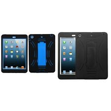 For Apple iPad Mini Kickstand Case Heavy Duty Hard Soft Case Phone Cover