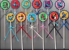 24 Cupcake Toppers - 23 Variations - Birthday or Baby Shower - For Kids & Adults