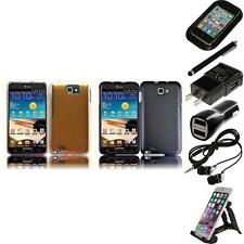 For Samsung Galaxy Note i717 N7000 Snap-On Design Hard Phone Case Accessories