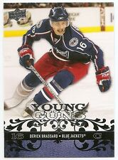 08/09 UPPER DECK YOUNG GUNS RC Hockey (#201-250, #451-500) U-Pick from List