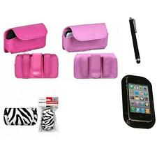 For LG Cosmos Touch VN270 Holster Belt Clip Case Pouch Mount+Pen