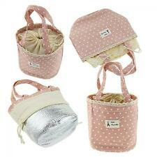 Lunch Picnic Bag Tote Thermal Insulated Waterproof