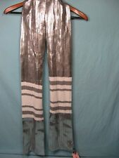 NWT Juicy Couture  Silver Gray Scarf