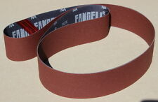 2 x 72 Sanding Belts X-wt. A/O- Choice of Grit and Quantity