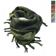 New Military Arab Tactical Scarf Army Shemagh KeffIyeh Shawl Scarve Outdoor Wrap