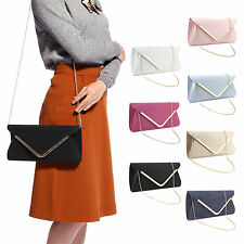 New Women Envelope Clutches Handbags Fashion Banquet Evening Party Shouder Bags
