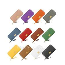 JOY Genuine Leather Wallet with RFID-Protected By Joy Mangano 12 Color Brand New