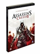 Assassins Creed II: The Complete Official Guide – Factory Sealed! NEW