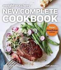 Weight Watchers New Complete Cookbook  Smart Points Edition  Over 500 Recipes