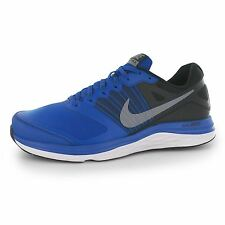 Nike Dual Fusion X Running Shoes Mens Royal/Silver/Black Trainers Sneakers