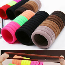 8PCS Baby Women's Girl Hair Band Ties Elastic Rope Ring Hairband Ponytail Holder