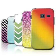 STUFF4 Back Case/Cover/Skin for Samsung Galaxy Y Duos/S6102/Ombre Fashion