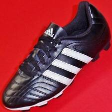 Boy's Youth's ADIDAS GOLETTO II TRX FG Black/White Soccer Cleats Shoes New