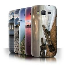 STUFF4 Phone Case/Back Cover for Samsung Galaxy Win Pro/G3812 /English Seaside