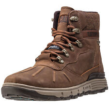 Caterpillar Stiction Hi Ice Grip Wp Mens Boots Brown New Shoes