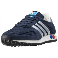 adidas La Trainer Og Mens Trainers Navy Silver New Shoes