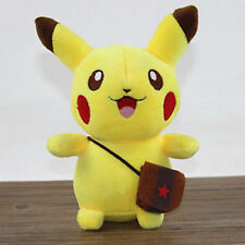 New Pikachu Figure Pokemon Soft Stuffed Plush Doll Kids Children Baby Toys Gift