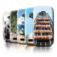STUFF4 Back Case/Cover/Skin for Nokia Lumia 710/Down Under