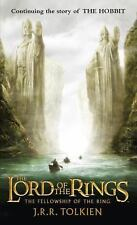 The Lord of the Rings: The Fellowship of the Ring 1 by J. R. R. Tolkien (pb)