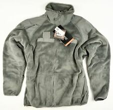 NEW POLARTEC USGI ECWCS GEN III LEVEL 3 FLEECE JACKET FOLIAGE LARGE / REGULAR