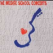 THE BRIDGE SCHOOL CONCERTS VOLUME 1 CD NEIL YOUNG BOWIE TOM PETTY PEARL JAM Rock
