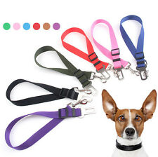 Puppy Dog Collar and Lead Set Puppy Gift Present Leash Adjustable Colours Collar