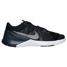 Nike FS Lite Trainer 3 Mens Size Running Shoes Black White Sneakers 807113 001