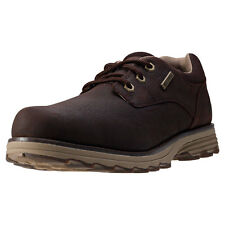 Caterpillar Prez Wp Mens Boots Dark Brown New Shoes