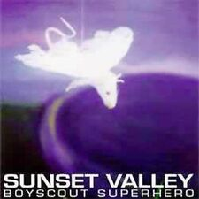 Boyscout Superhero by Sunset Valley (CD, Oct-1999, Sugar Free)