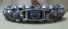 United States Army SPECIAL FORCES Paracord SURVIVAL Bracelet w Buckle