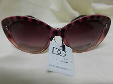 DG Eyewear Sunglasses for Women. CATSEYE'S ROUNDED MID SIZE IN 5 COLOURS