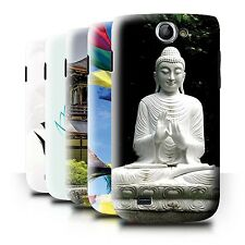 STUFF4 Back Case/Cover/Skin for Samsung Galaxy W/I8150/Inner Peace
