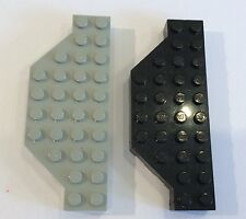 LEGO 4x10 Thick modified plate cut corners x 2 part  30181 Choose your colour!