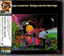 Sealed !! AZAR LAWRENCE - Bridge into the New Age 1972 Japan CD OOP Jazz Funk