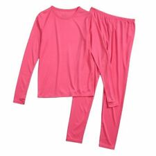 NWT Cuddl Duds Chill Chasers 2-Piece Girls Set - Pink - Sizes S - XL