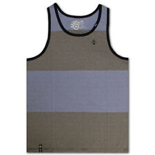 LRG Core Collection Striped Tank Blue