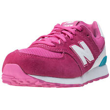 New Balance Kl574czp Kids Trainers Pink New Shoes