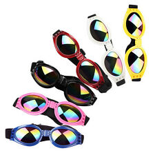 Pet Dog Goggles UV Sunglasses Sun Glasses Glasses Eye Wear Protection