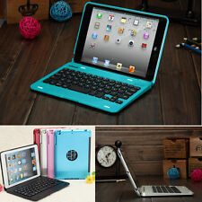 Foldable Flip Wireless Bluetooth Keyboard Stand Case Cover For iPad Mini 1 2 3 4