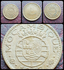 PORTUGUESE MOZAMBIQUE 1 ESCUDO COINS - CHOOSE YOUR YEAR! FREE UK POST!