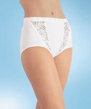 Sloggi mix Tres chic maxi cotton knickers brief panties 4 pack womens underwear