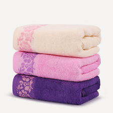 Bamboo Towel Soft Absorbent Adult Face Towel Thickening Oversize Facecloth