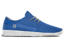 ETNIES SCOUT BLUE GREY WHITE MENS SKATE SHOES SKATEBOARD SNEAKERS CLEARANCE