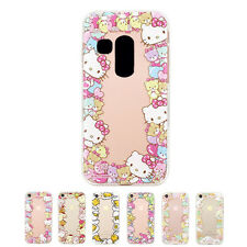 Hello Kitty Circle Cutie Jelly Protect Bumper Cover Case For LG Google Nexus 5X