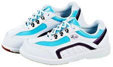 NEW Linds Carrie Women's Bowling Shoes, RH, White/Purple/Blue, Sizes 6.5 & 7