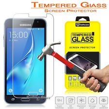Premium Real Tempered Glass Film Screen Protector For Samsung Galaxy J3 SKY 2016